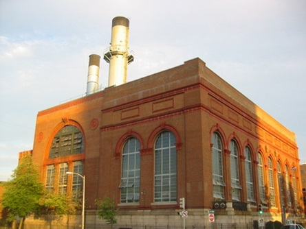Harvard Steam Plant