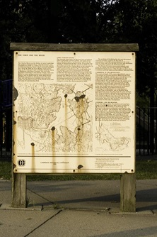 Historic Map in Hoyt Field
