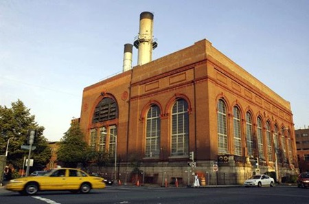 Blackstone Street Power Plant