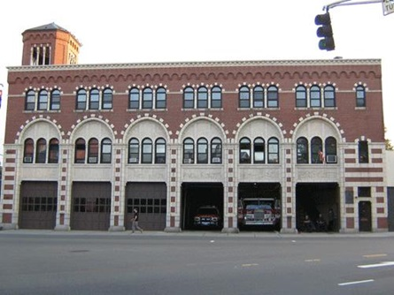 Inman Square Fire House