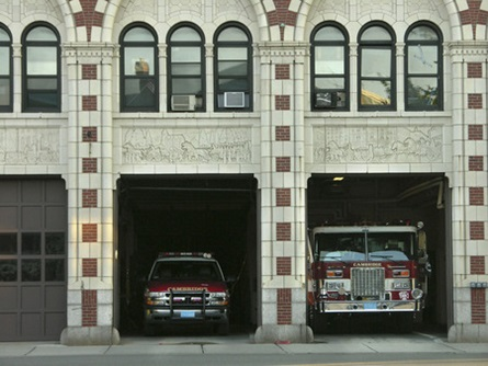 Inman Square Fire Station