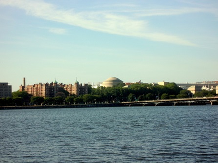 Mass Ave, Harvard Bridge & MIT