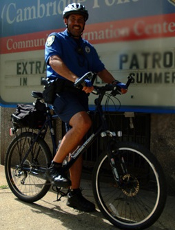 Cambridge Bicycle Officer