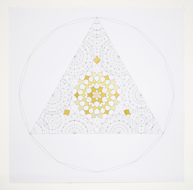 Exhibit: Revelations from Islamic Design in Contemporary Art - City ...