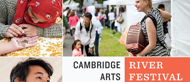 Cambridge Arts River Festival 2018