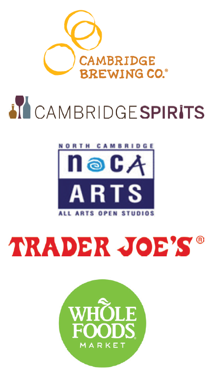 List of logos of Friends of the 2017 Cambridge Arts Open Studios