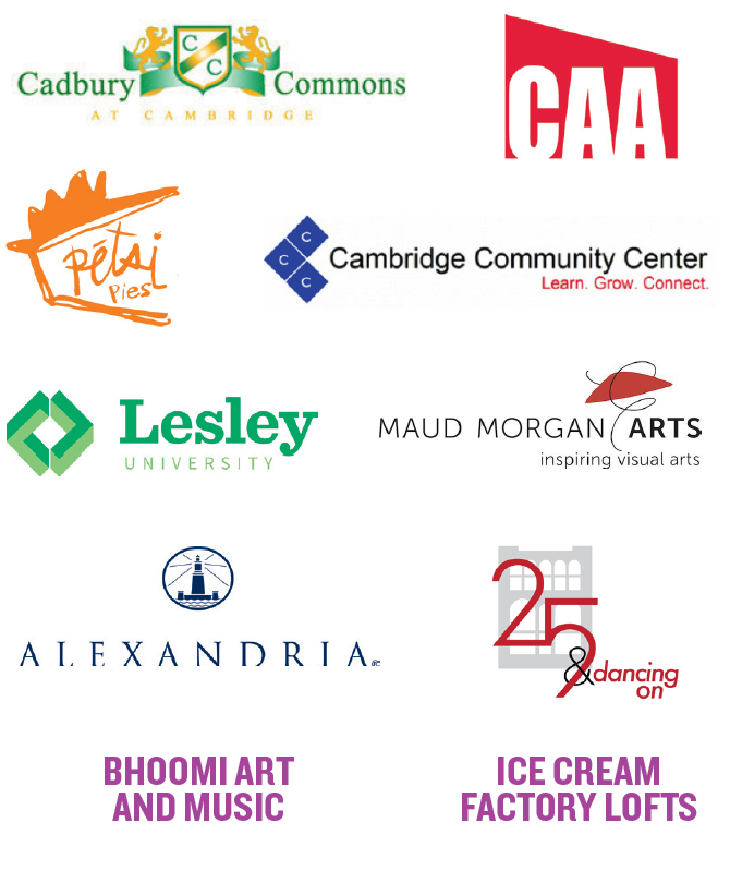 List of Venue Partners for 2017 Open Studios