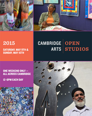 Open Studios Brochure Cover