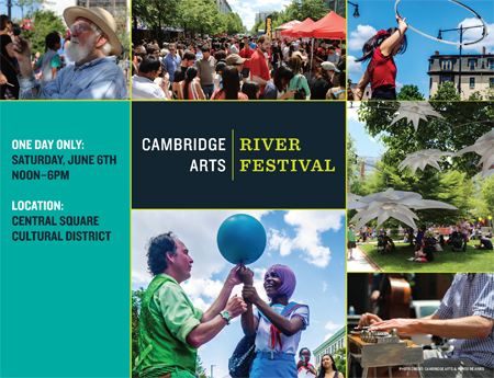 River Festival 2015, June 6 12-6pm