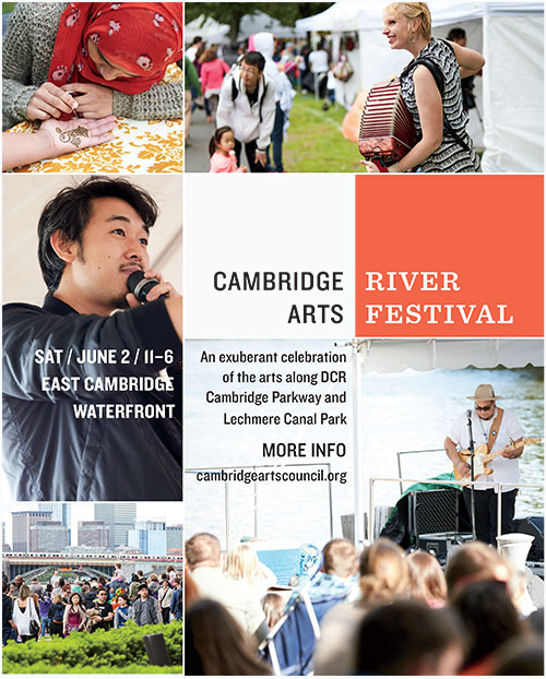 2018 River Festival brochure cover