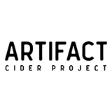 """Artifact"" is shown in large, black font and underneath it are the words ""Cider Project"""