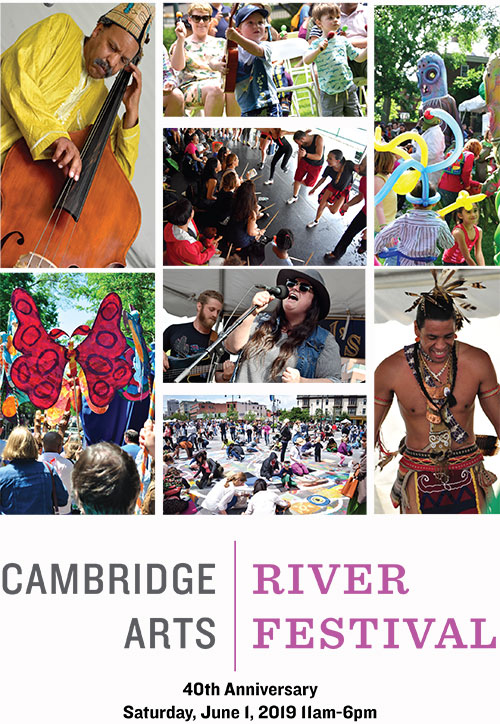 2019 Cambridge Arts River Festival