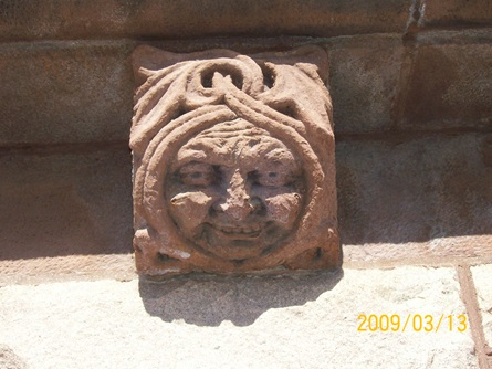 photo of gargoyle