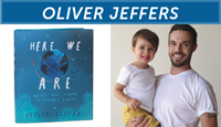 Event image for Artist & Author Event, Oliver Jeffers