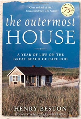 "Event image for David Donovan on Henry Beston's ""The Outermost House"""