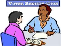 We help citizens become voters.