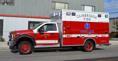 Special Units Fire Department City Of Cambridge