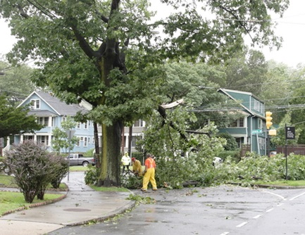 Hurricane Irene Picture