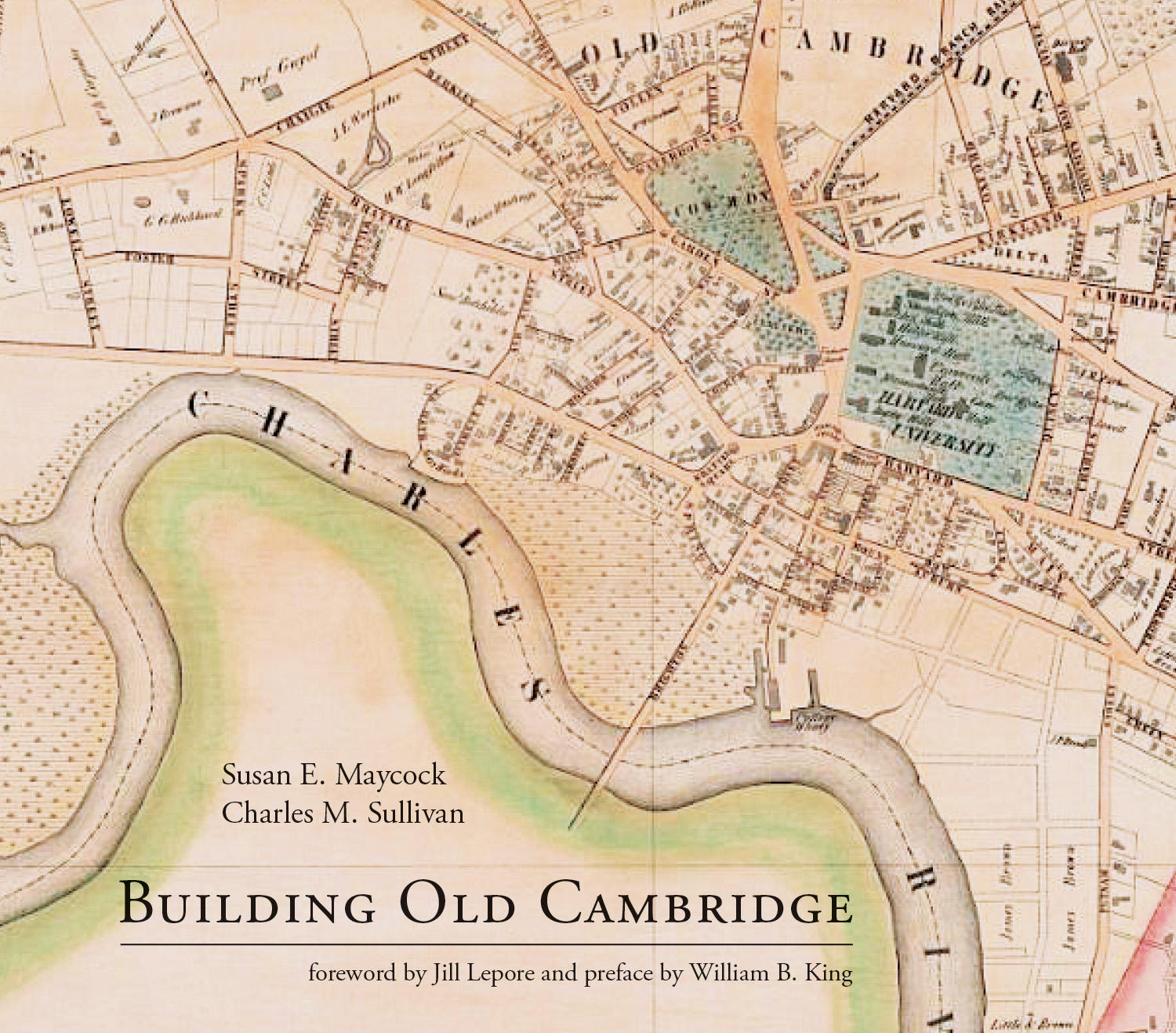 Building Old Cambridge cover image