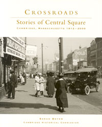Cover of Crossroads: Stories of Central Square