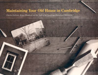 cover of maintaining your old house in cambridge book