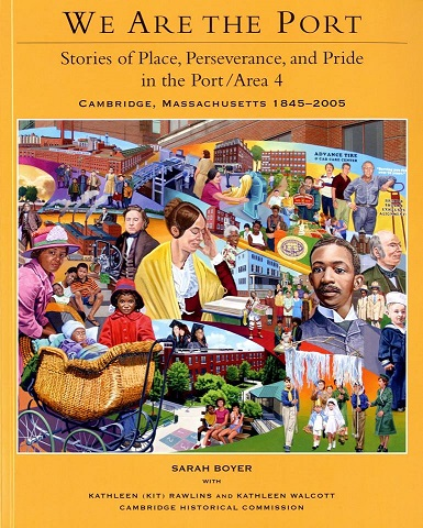 Cover of the book We Are the Port