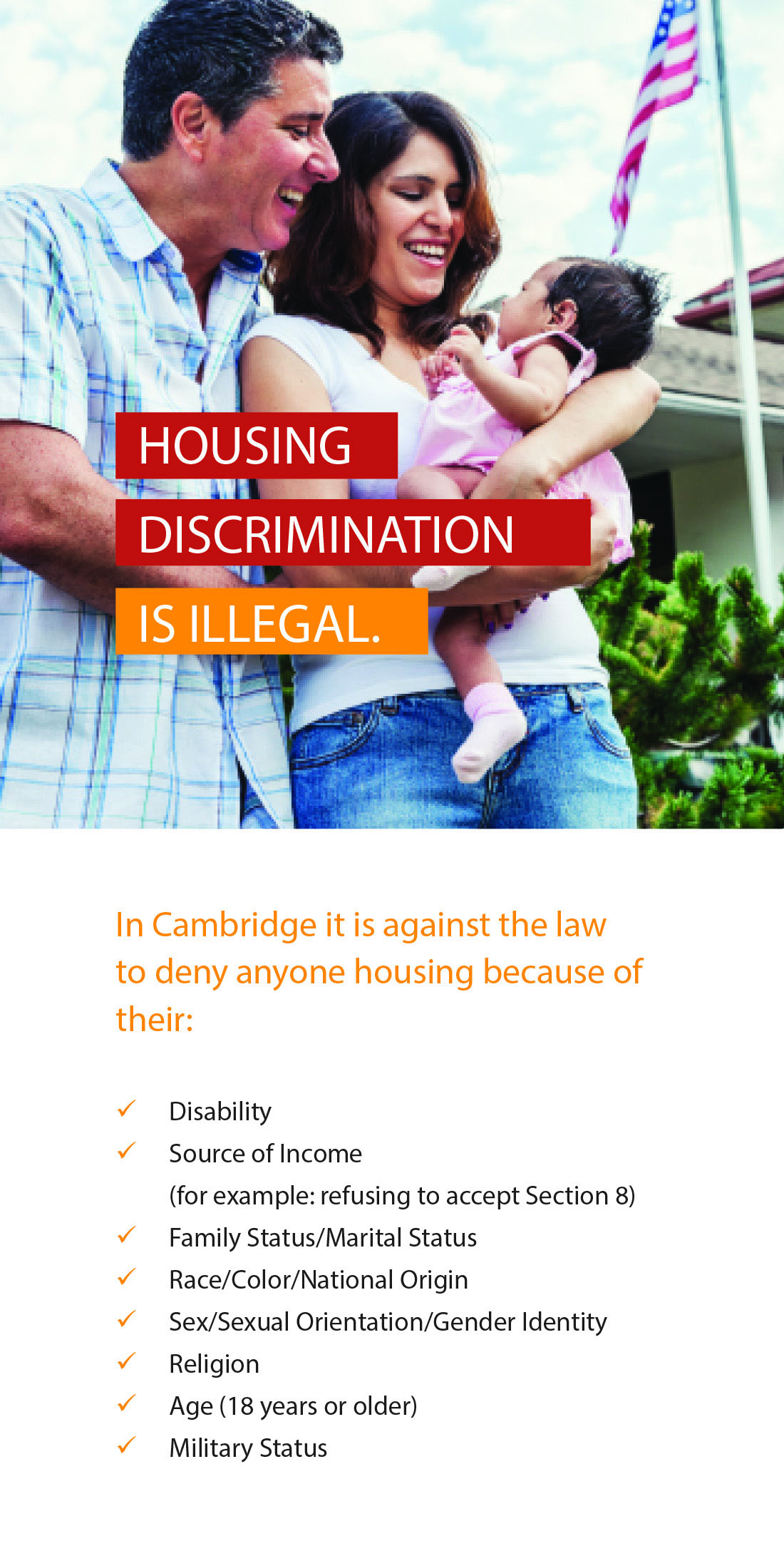 Fair Housing is Illegal