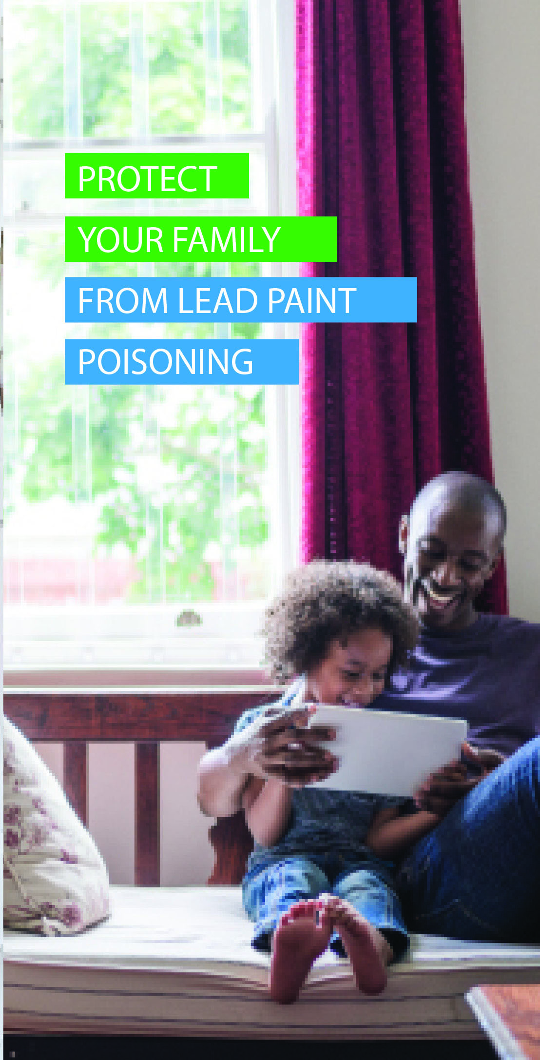 Protect your family from lead paint poisoning
