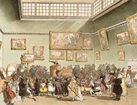 Auction at Christies 1808