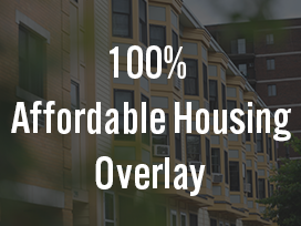 Affordable Housing Overlay