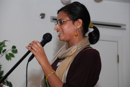Peace Commission member Radhika Rao
