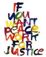 If you want peace work for justice