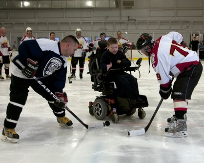 Charity Hockey 1