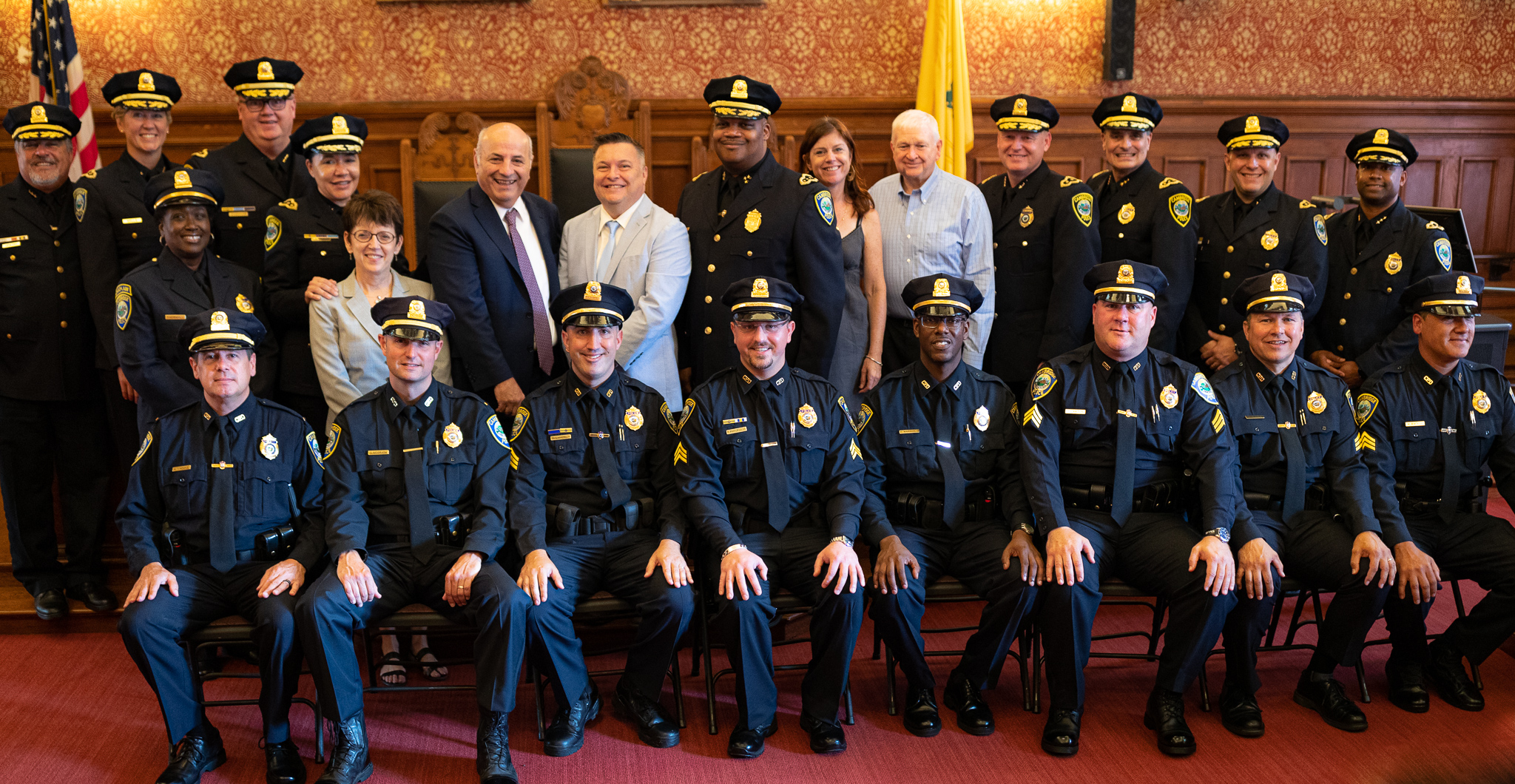 2019 CPD Promotion Ceremony Class
