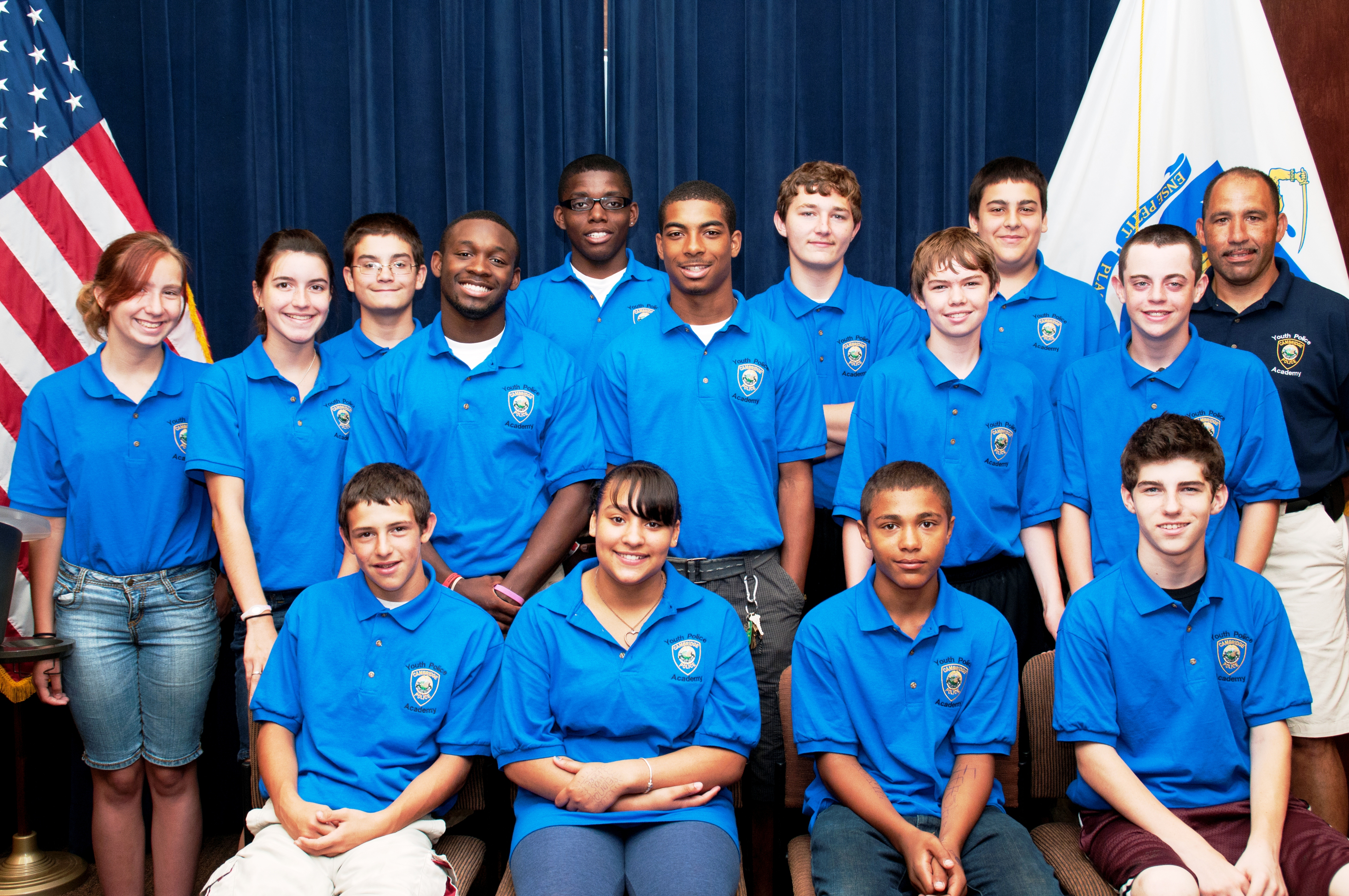 Youth Volunteer and Employment Programming - Police