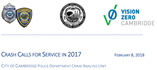 Crash Calls for Service in 2017