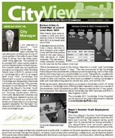 City view cover