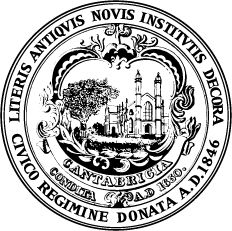 City Seal of Cambridge