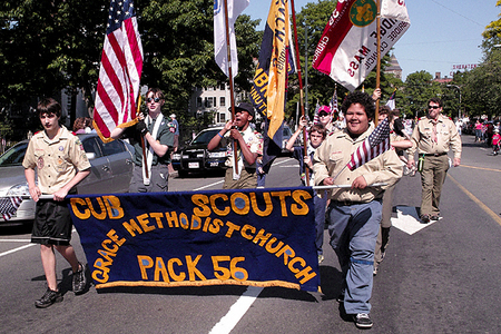 Cambridge Council Boy Scouts of America, Pack #56 (5/25/2009) - Cynthia Abatt