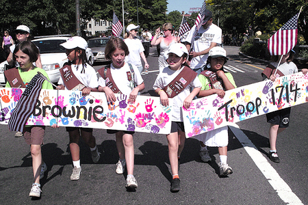 Cambridge Brownie Troop 1714 (5/25/2009) - Cynthia Abatt