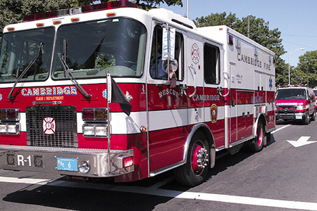 City of Cambridge Fire Department (5/25/2009) - Cynthia Abatt