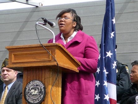 Ophelia Smith Sings The Battle Hymn of the Republic (4/20/2009) - Cynthia Abatt