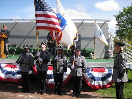 Cambridge Police Color Guard   (4/28/2010) - Ini Tomeu