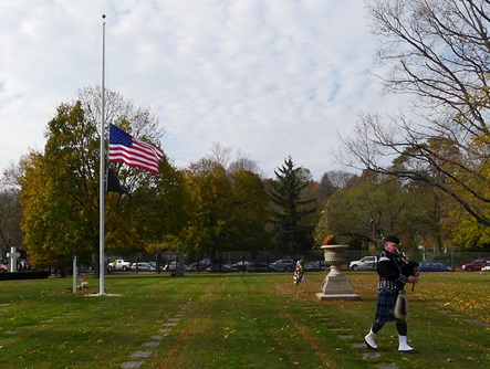 Veterans' Day Observance
