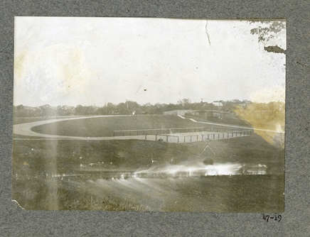 Photo of Kingsley Park from 1901.